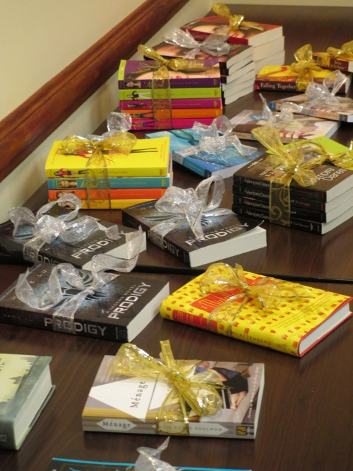 book prizes